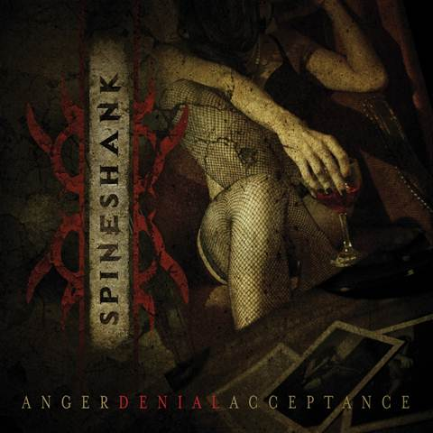 Spineshank Cover Anger Denial Acceptance