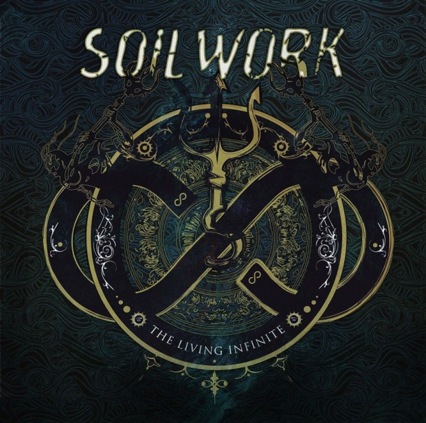 Cover: Soilwork - The Living Infinite